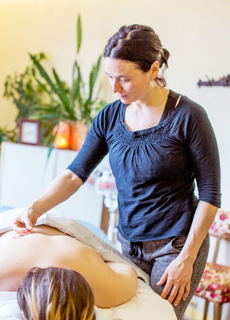 Sylvie Bérard acupuncture